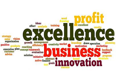 Business success | Excellence | Achieve