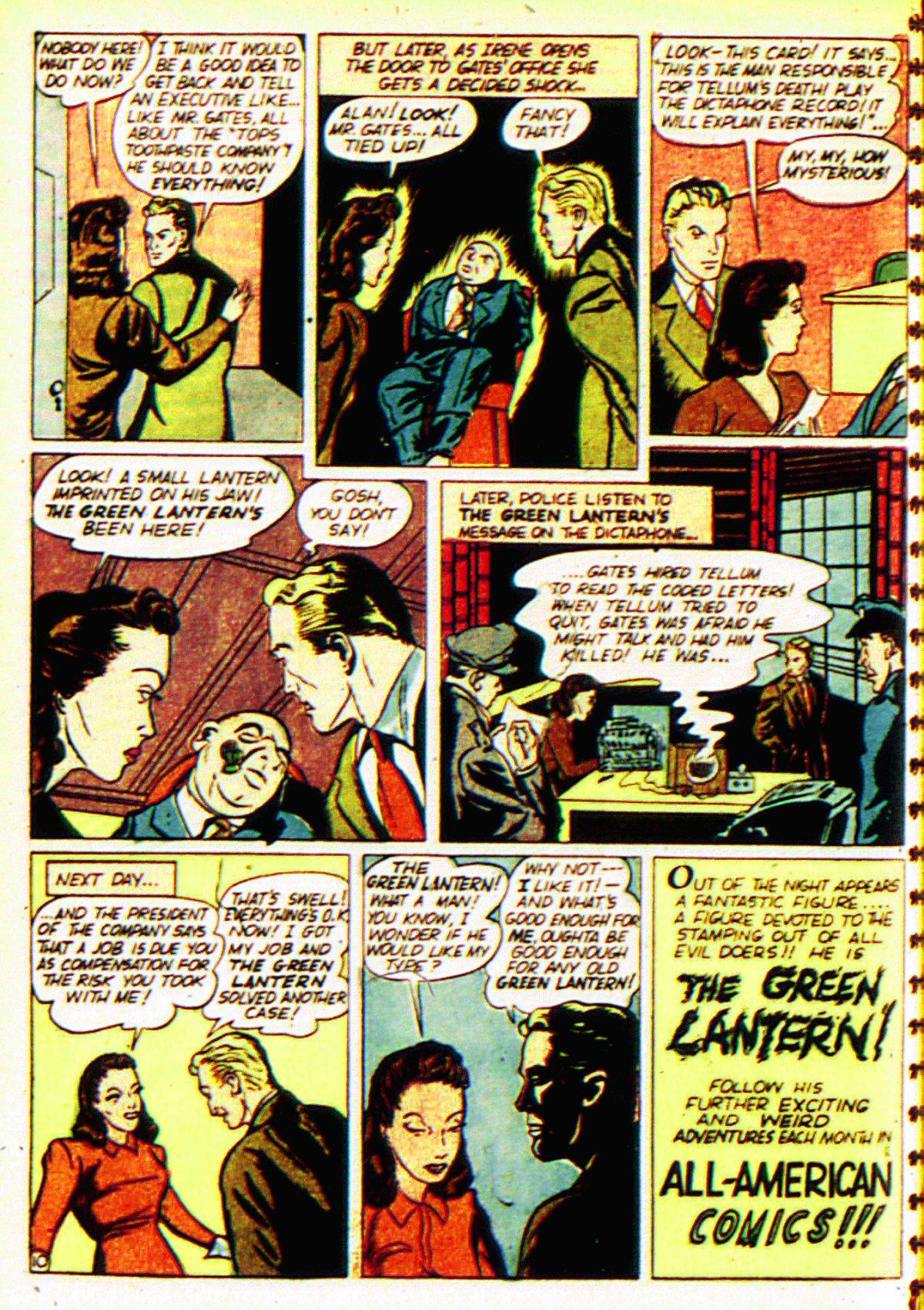 Read online All-American Comics (1939) comic -  Issue #20 - 13