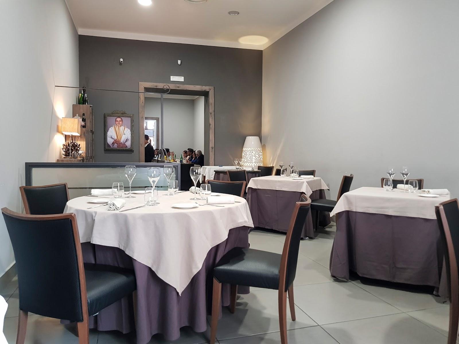 """Ristorante """"La Galleria"""" chef Giulio Coppola"""