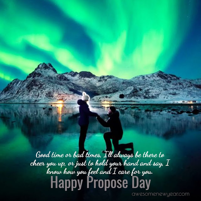 Happy Propose Day Quotes girlfriend