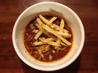 pulled pork chilli chips