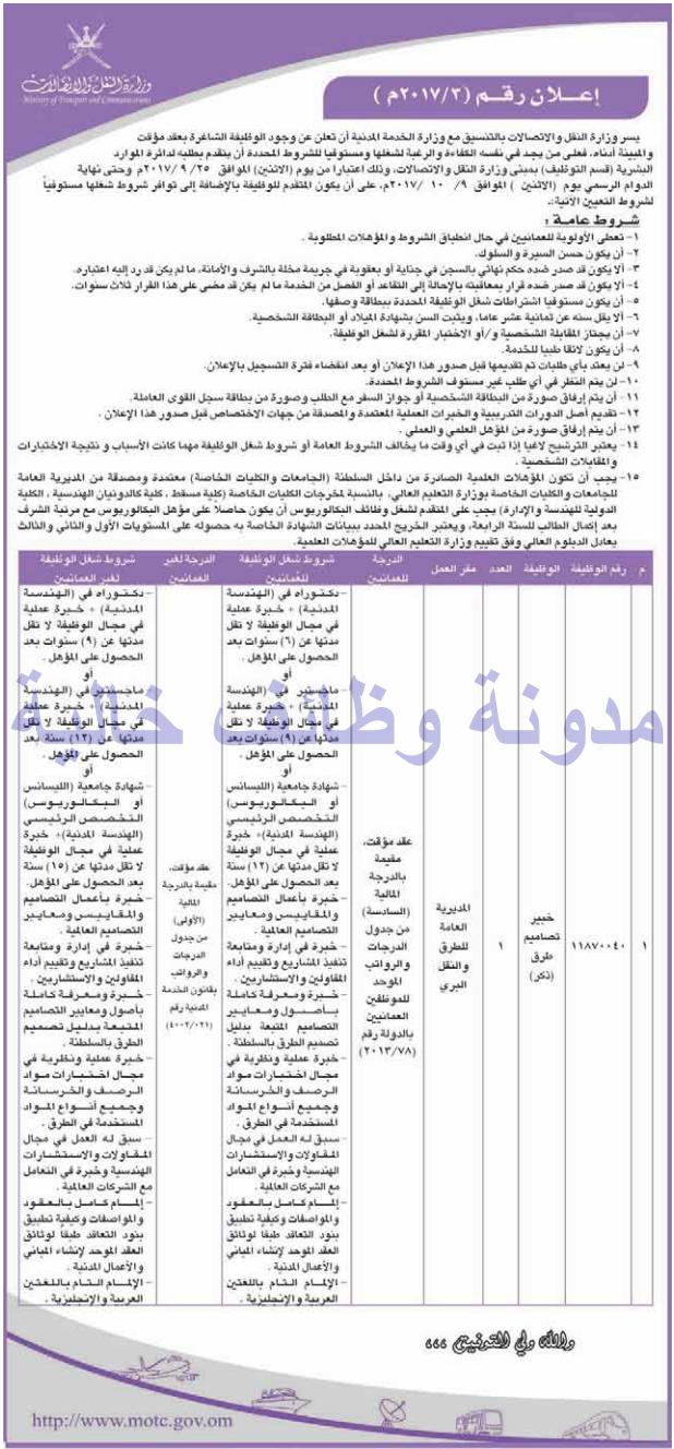 وظائف شاغرة فى جريدة عمان سلطنة عمان الثلاثاء 26-09-2017 %25D8%25B9%25D9%2585%25D8%25A7%25D9%2586%2B3