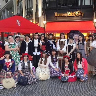 Las fuerzas renovadas de Tertulia Lolita en Argentina
