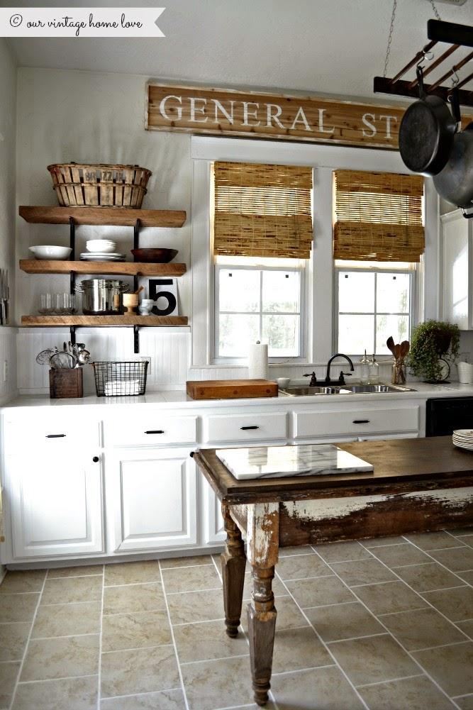 Living Room Ideas Pinterest Tiled Our Vintage Home Love:
