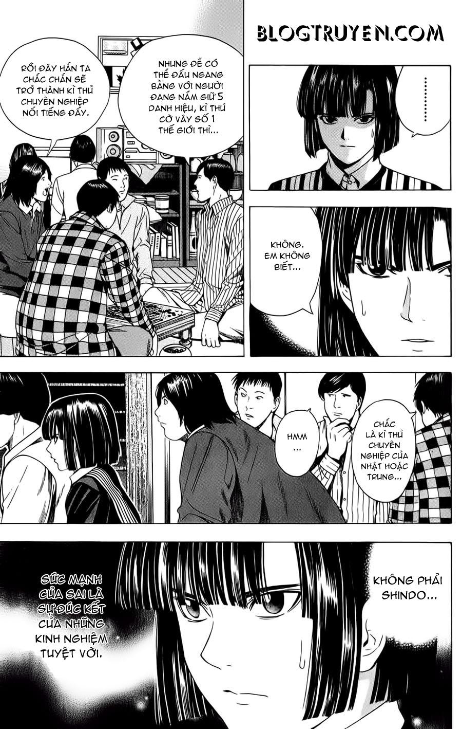Hikaru No Go hikaru no go chap 115 trang 8