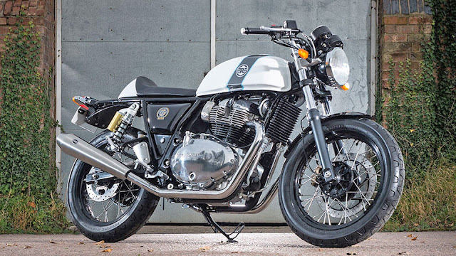 Royal Enfield Continental GT 650 ABS