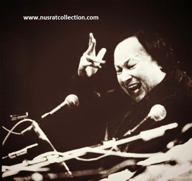 Translation Lyrics Na Tou But Kade Ki Talash Mujhe by Nusrat Fateh Ali Khan