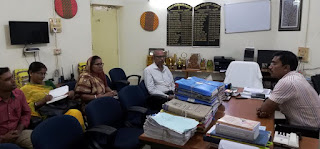 dm-madhubani-meeting-for-madhubani-penting