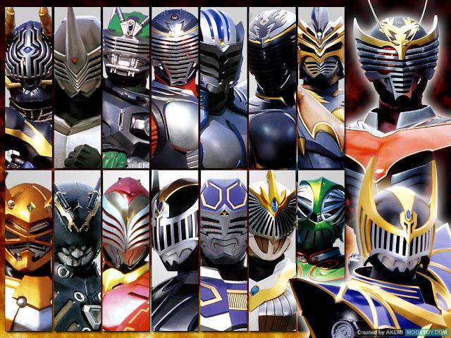 Kamen Rider Ryuuki Sub Indo
