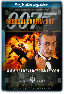Moscou Contra 007 (1964) Torrent – Bluray 1080p Dublado