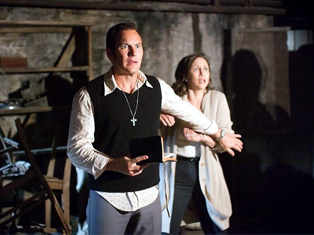 3e5f87ebf6a617 In 'Conjuring - Die Heimsuchung' spielen Patrick Wilson und Vera Farmiga  spielen die bekannten Geisterforscher Ed und Lorraine Warren