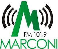 Rádio Marconi FM de Açailândia MA ao vivo pela net