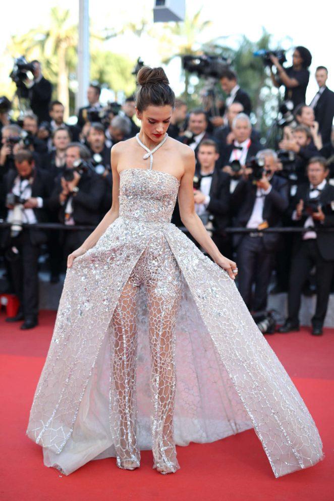 Alessandra Ambrosio – 'The Last Face' Premeire at 2016 Cannes Film Festival