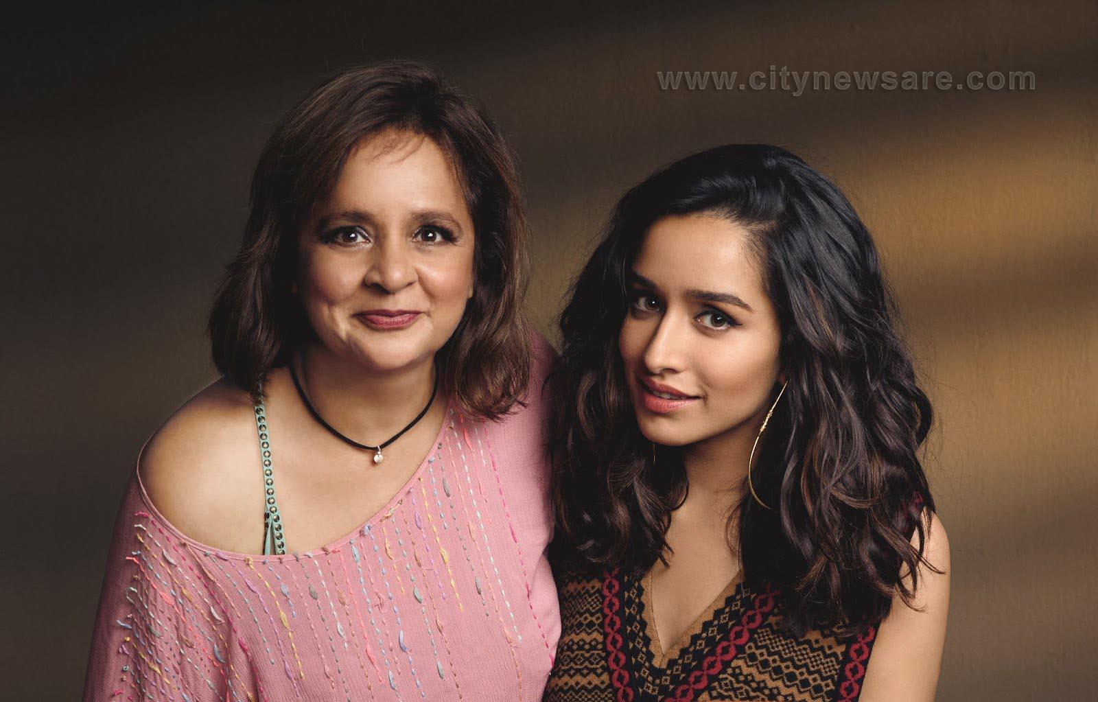 Nina Lekhi and Shraddha Kapoor