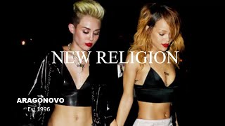 Rihanna feat Miley Cyrus - New Religion ( Pop Afro) [Download]