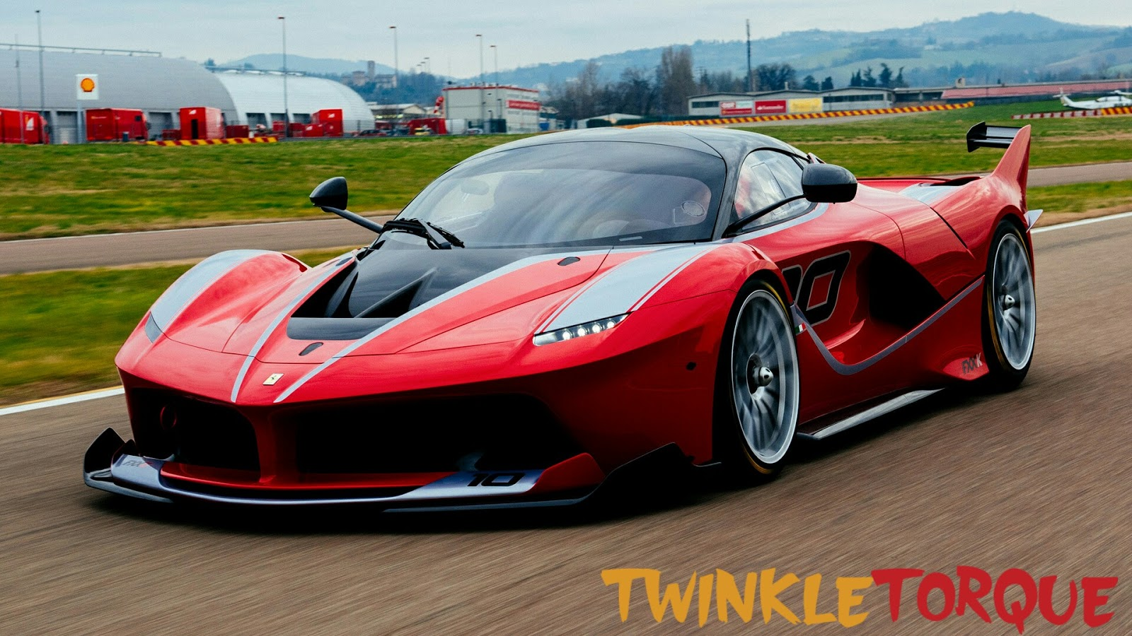 Most Expensive Car in the World - Twinkle Torque