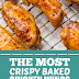 The Most Crispy Baked Chicken Wings #baked #chickenwings