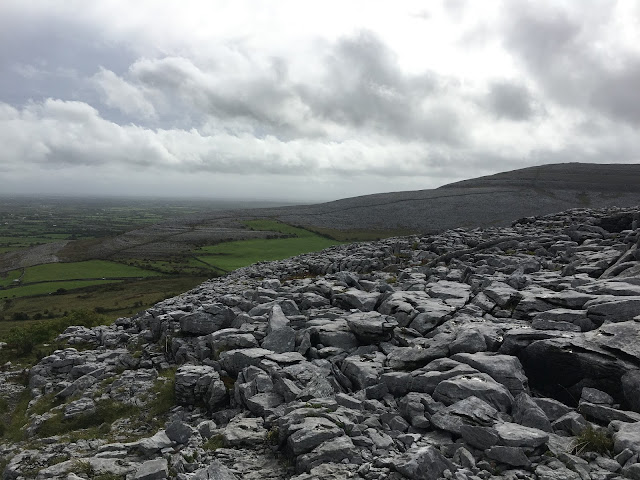 views from the Burren