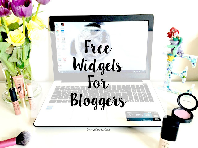 Free Widgets For Bloggers, Blogger Tips, Blog Tips, Blogger Widgets, Facebook widget, instagram widget