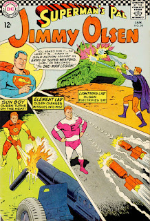 Superman's Pal, Jimmy Olsen 99