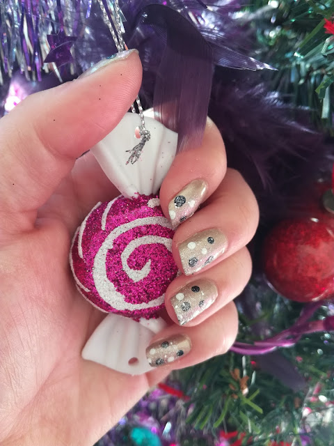 ❄️ Christmas Nailart #4 ❄️