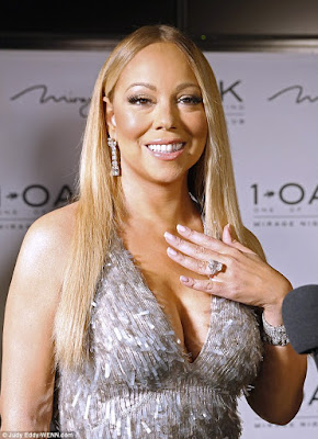 Mariah Carey $7 million engagement ring