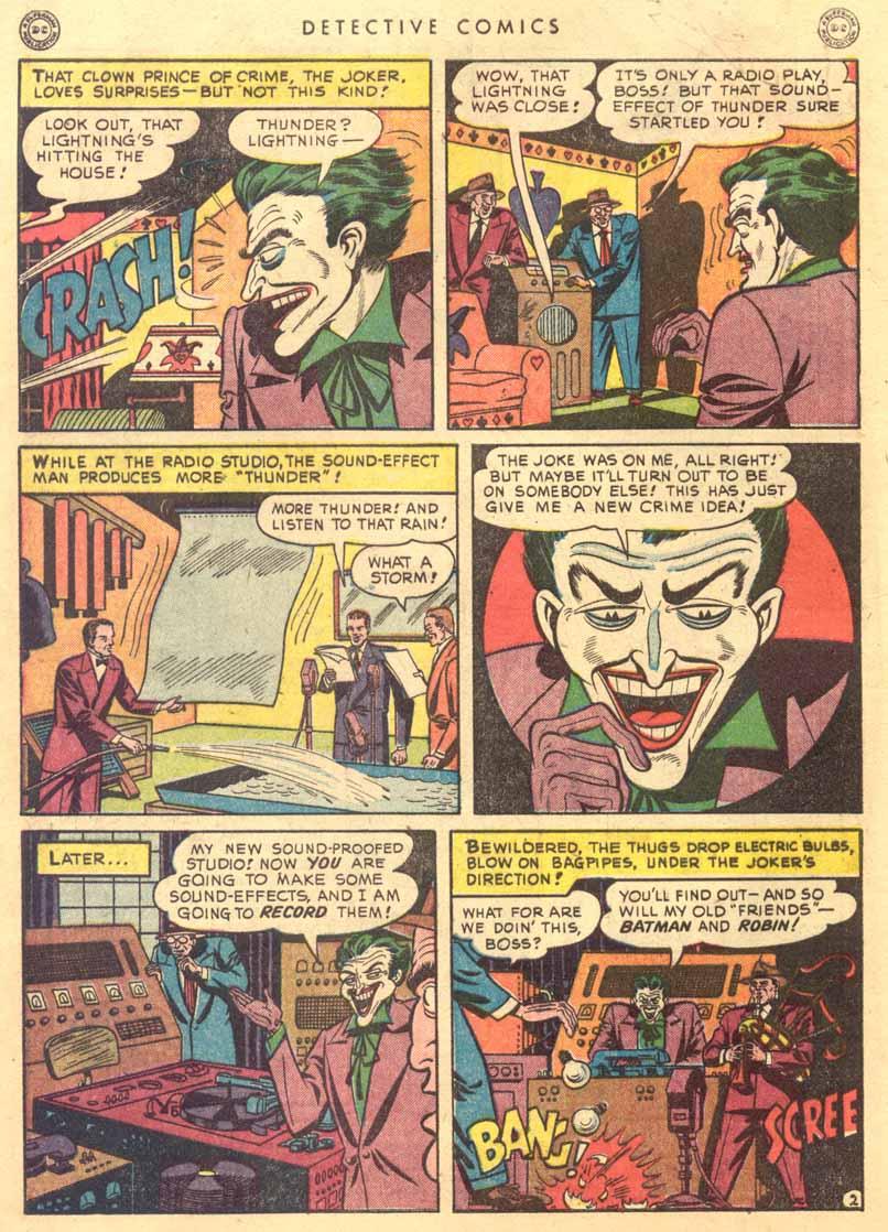 Read online Detective Comics (1937) comic -  Issue #149 - 4