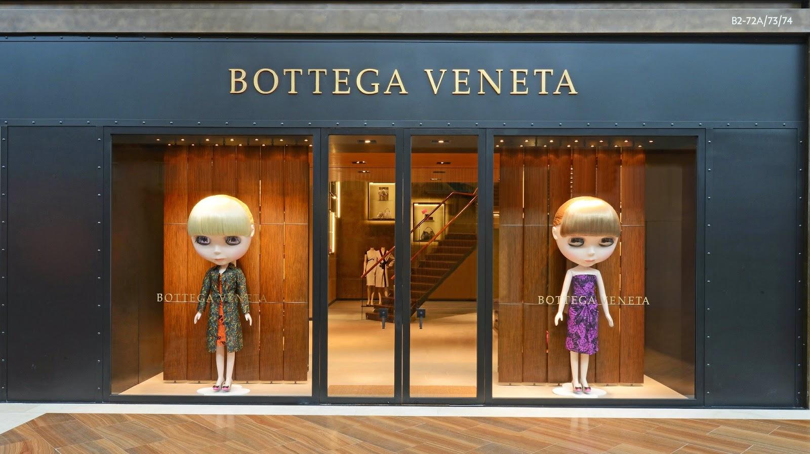 Bottega Veneta's Store Re-Opening at Marina Bay Sands