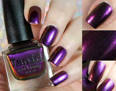 Vapid Lacquer Pandora's Cluster | Cosmos Collection • Part One
