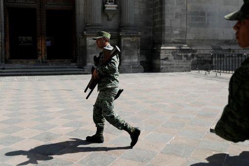 Aumentan impugnaciones contra Ley de Seguridad en México
