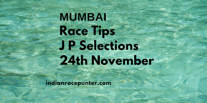 India Race Tips 24th November, 2017