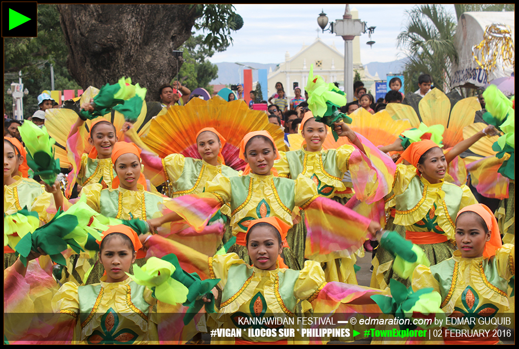 kannawidan the ilocos festivity Armina saturday, february 22,  kannawidan is a festivity which the city of vigan celebrates every year  ilocos sur rocks j.