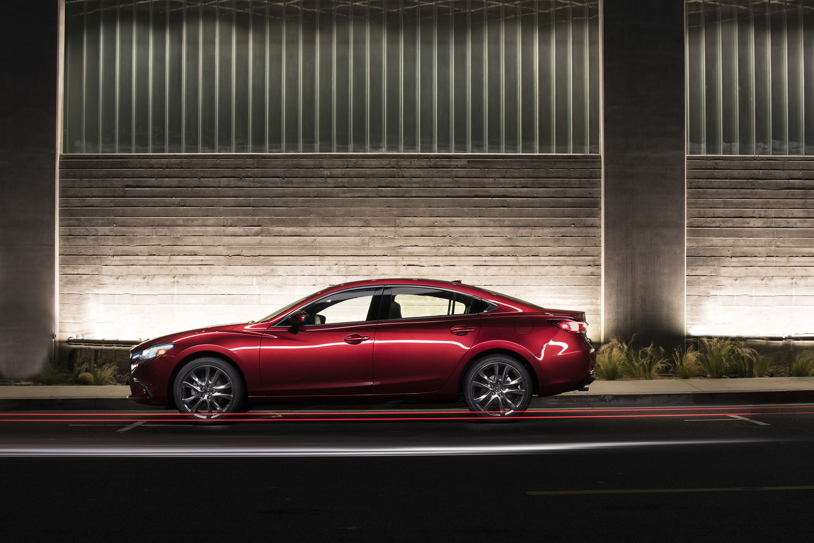 Mazda6 gets updated equipment for 2017 46 pics