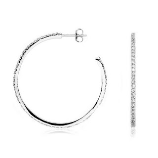 Love Island Large Hoop Earrings