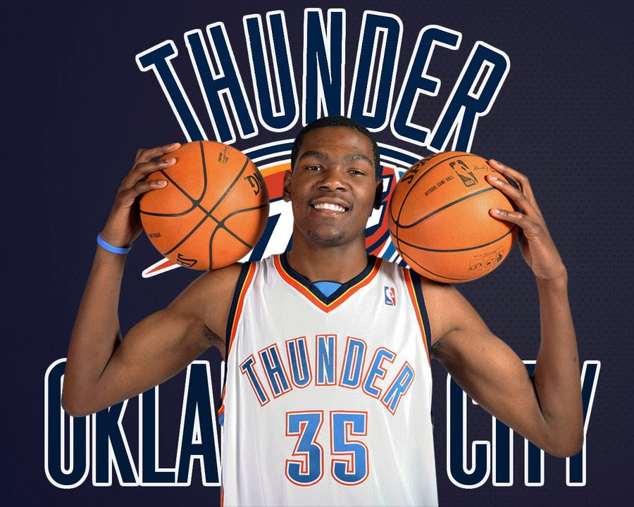 Kevin Durant - 2013-14 NBA Most Valuable Player