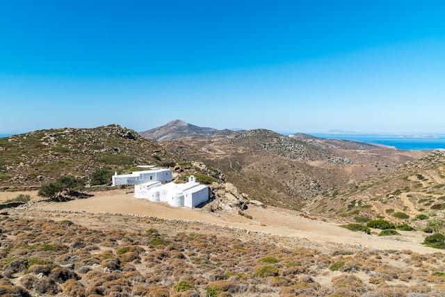Kamari-Amorgos-Cyclades