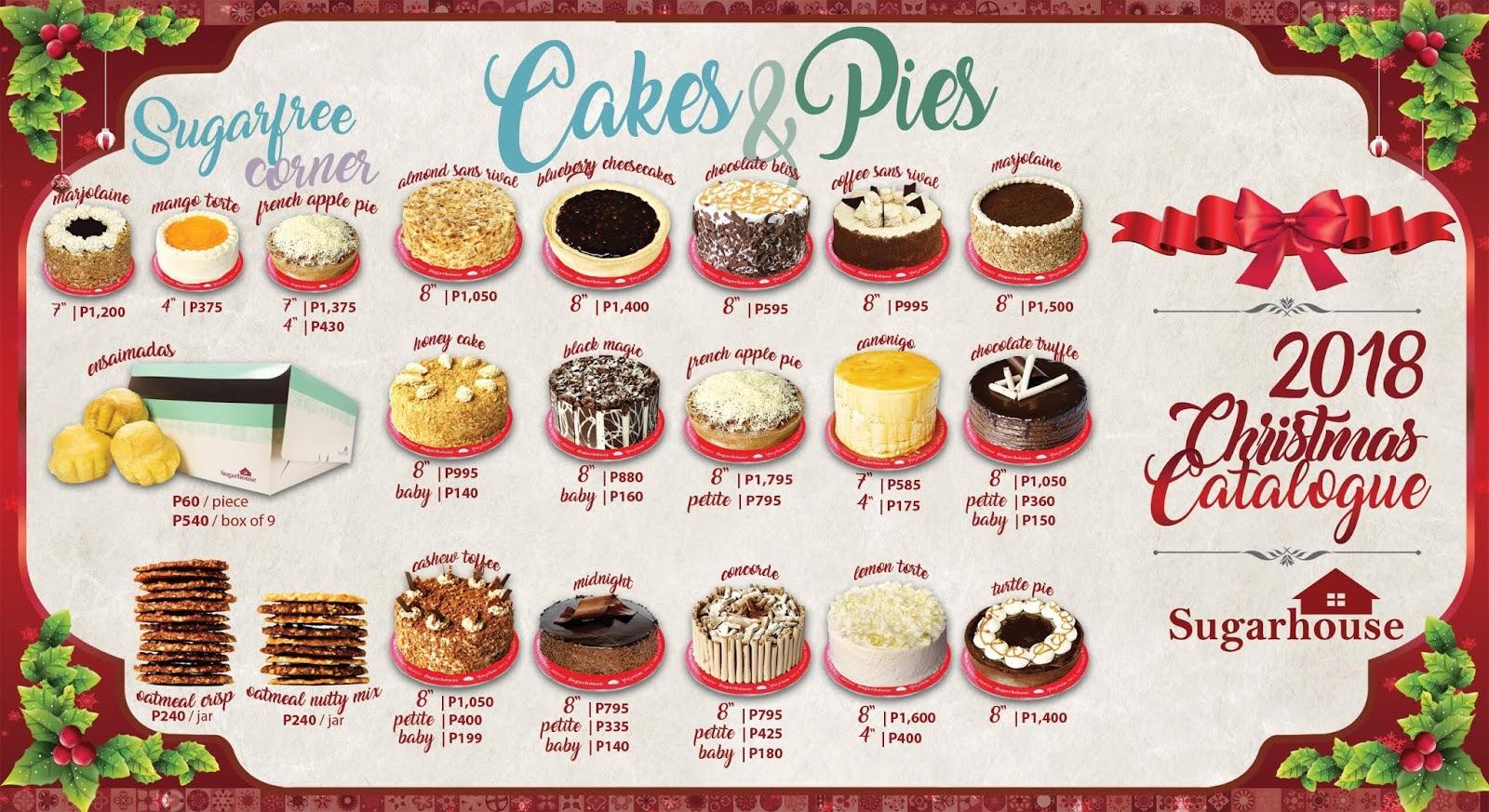 SUGARHOUSE BEST SELLER CAKE