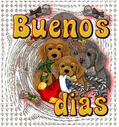perritos Buenos dias