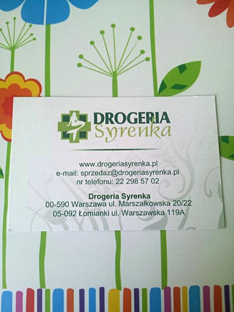 Drogeria Syrenka