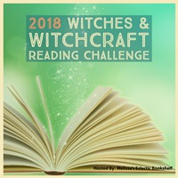 http://melissaseclecticbookshelf.com/2018-witches-witchcraft-reading-challenge-sign-up-post-2/