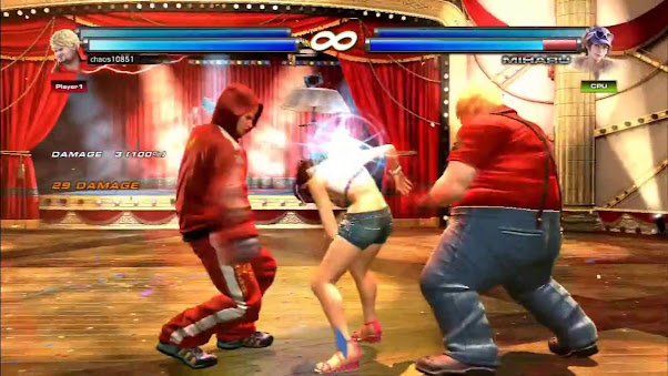TEKKEN Tag Tournament 2 (USA) PS3 ISO Screenshots #3