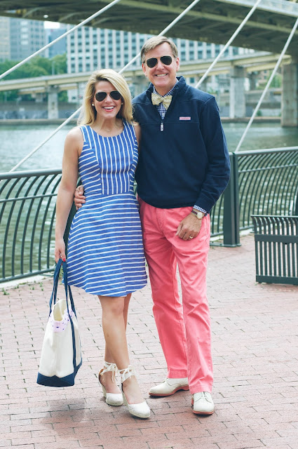 vineyard vines 2016 summer outfit
