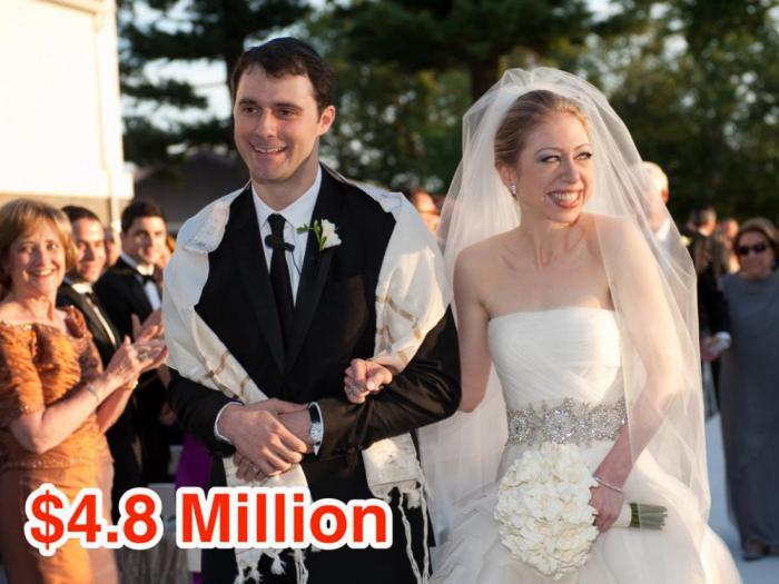 16-Chelsea Clinton and Mark Mezvinski