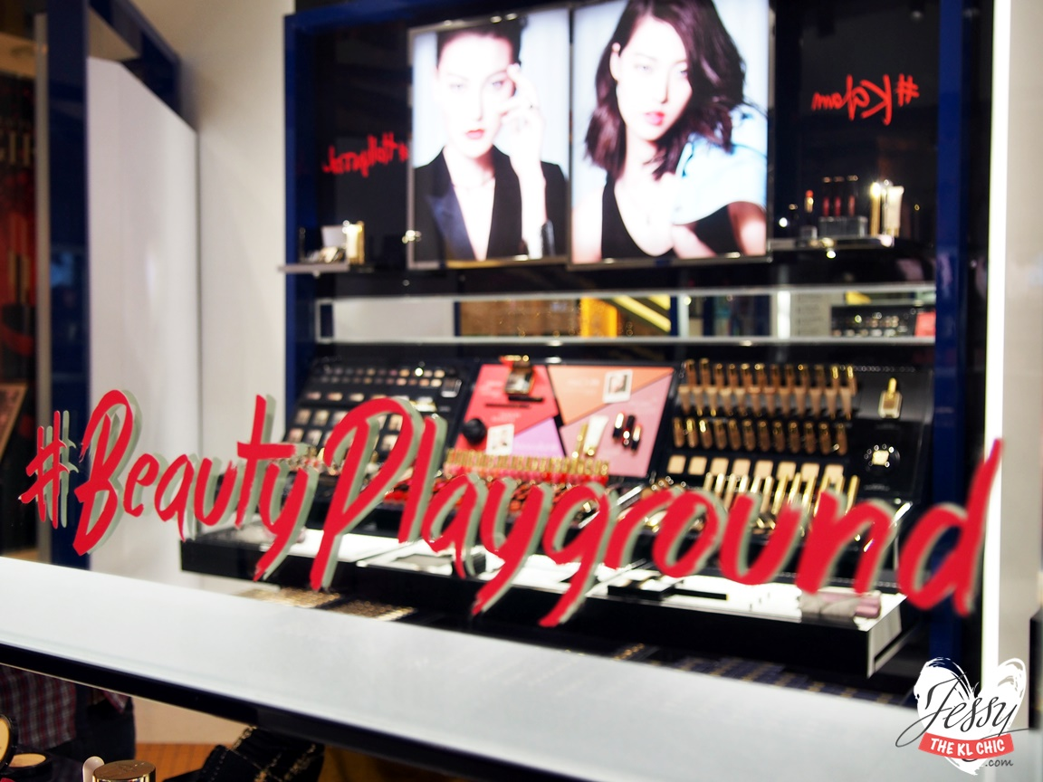 Event: Estee Lauder First Beauty Playground In The World (Sunway Pyramid, Malaysia)