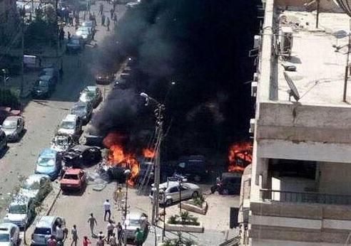 استشهاد النائب العام المصري - ايجي كافيه