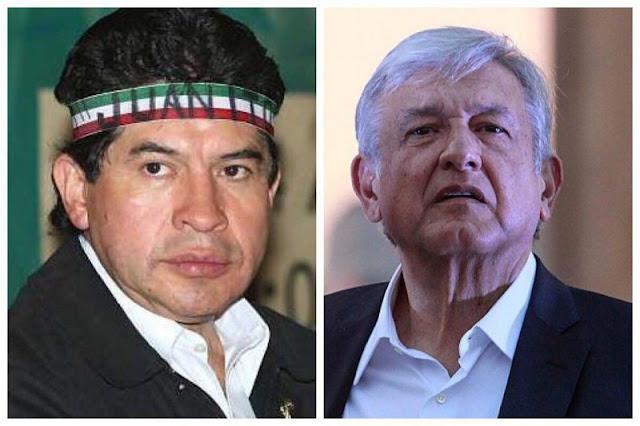 Juanito le dice mafioso y asesino a Lopez Obrador.