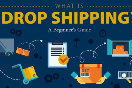 Cara Mudah Menghasilkan Uang Dari Bisnis Dropshipping