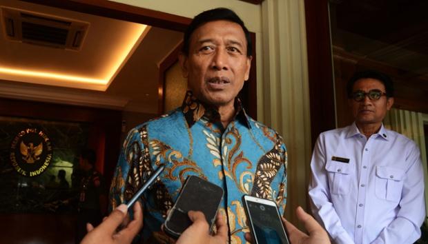 Poso Jadi Basis ISIS, Wiranto : Kami Juga akan Gempur Habis-Habisan