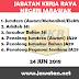 Jobs in Jabatan Kerja Raya (JKR) Sarawak (24 Jun 2018)