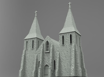 Gothic Church picture 1